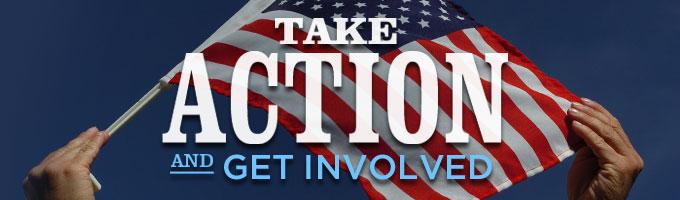 Write your representatives - NRA banner