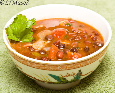 Freezer meals-black bean soup from Catherine Moss