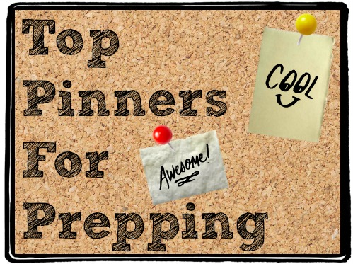 Top Preppers on Pinterest