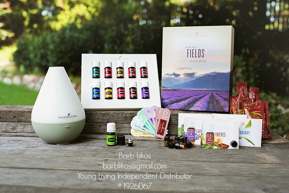 young living dewdrop diffuser kit