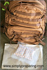 DIY Freeze Dried MREs for But Out Bags