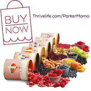 Buy Thrive Freeze Dried Foods