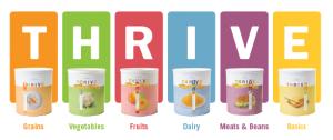 Thrive Life Freeze Dried Foods
