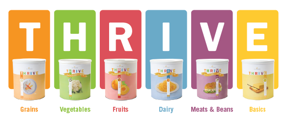 Thrive Life: The BEST Freeze Dried Foods