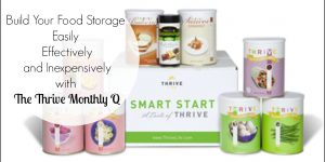 Thrive Monthly Q Program for Preppers!