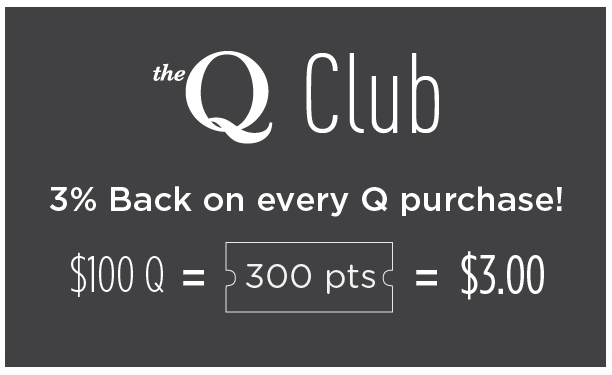 The Thrive Monthly Q Club