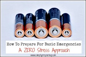 Prepping doesn't have to be stressful or overwhelming. Whether you are a doomsday prepper, or a mom wanting some peace of mind, we have your survival needs covered!