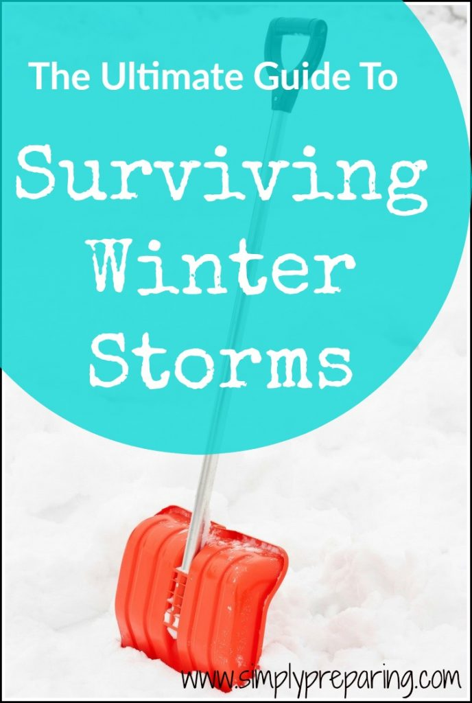 The Ultimate Guide To Surving Winter Storms