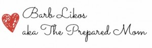 The Prepared Mom signature