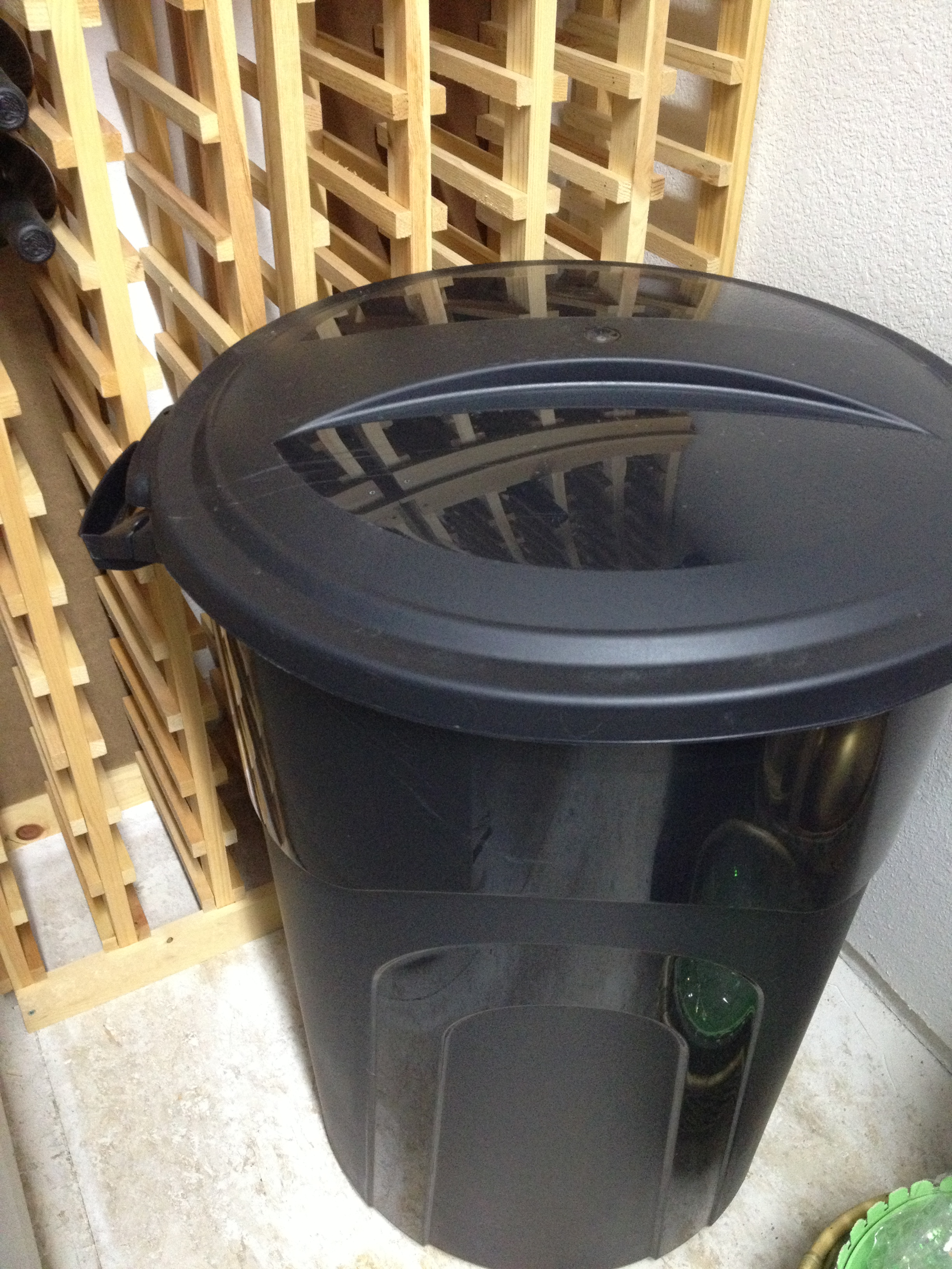 How To Make A Trash Can Rain Barrel Survival Tips And Tricks