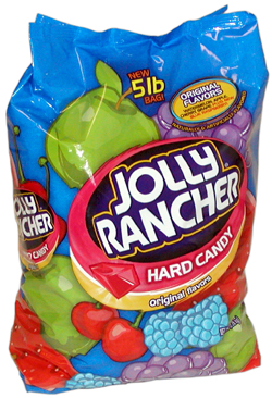 Jolly Ranchers