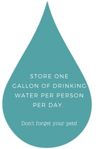 How To Store Emergency Drinking Water