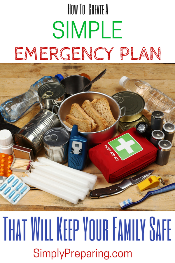 Creating An Emergency Preparedness Blueprint