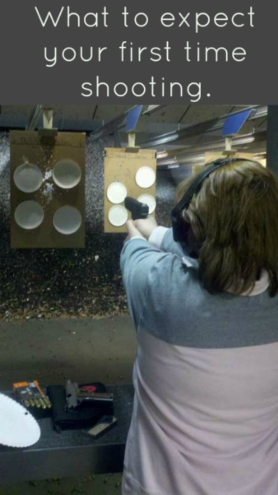 what to expect your first time at the shooting range