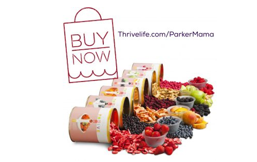 Buy Thrive Freeze Dried Foods NOW!
