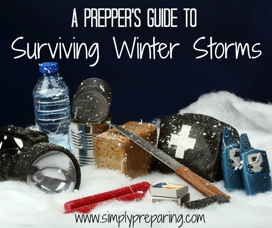 Surviving Winter Storms Safely