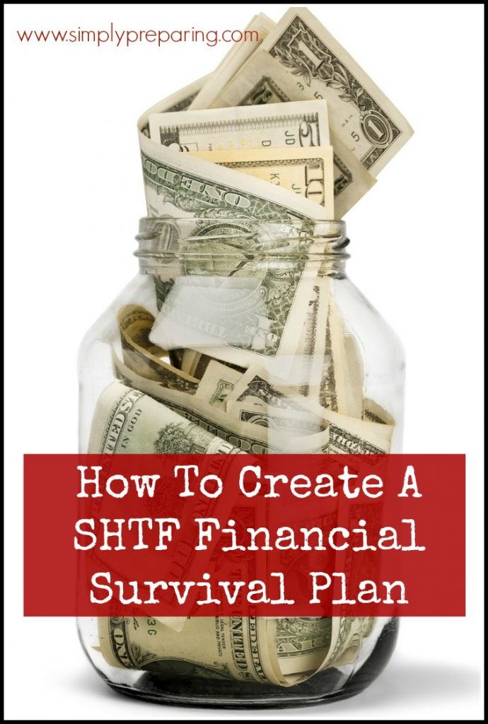 A Financial Survival Plan To Become Debt Free