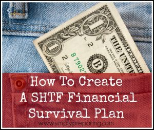 When the next financial disaster comes, will your family be prepared?