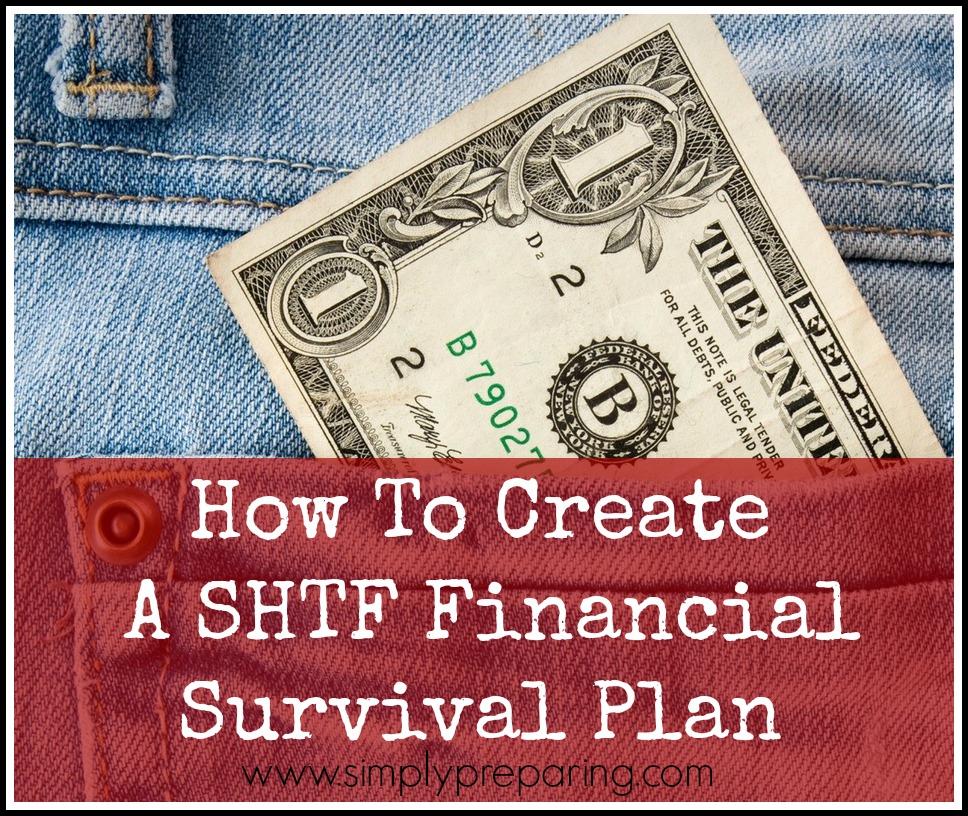 Create a Financial Survival Plan Before The Next Crisis