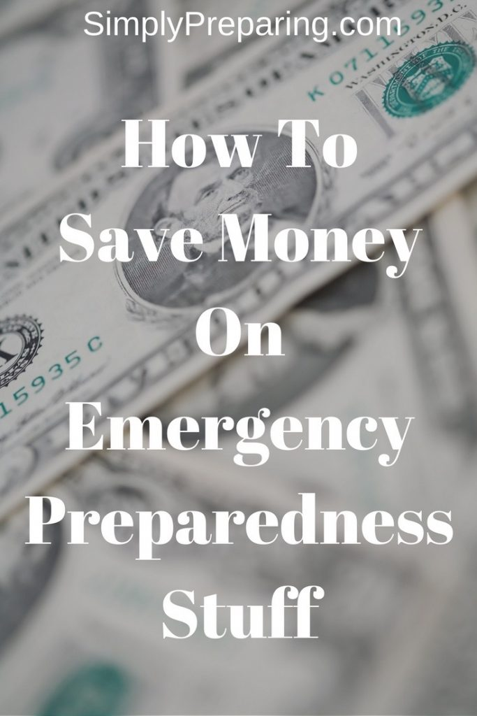 How To Save Money Buying Emergency Gear