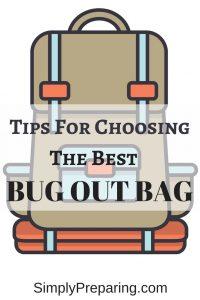 Tips For Choosing The Best Emergency Backpack