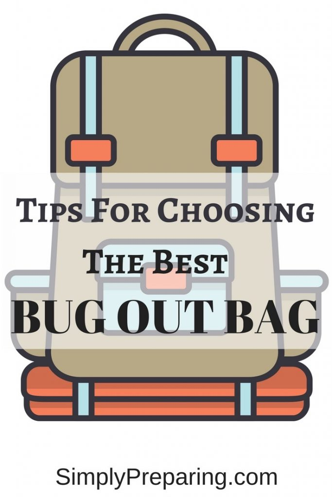 Tips For Choosing The Best Emergency Backpack