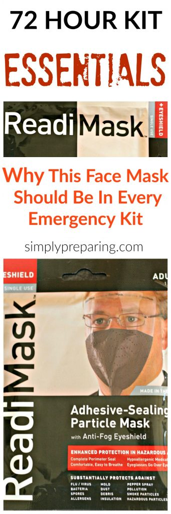ReadiMask Full Face Respirator
