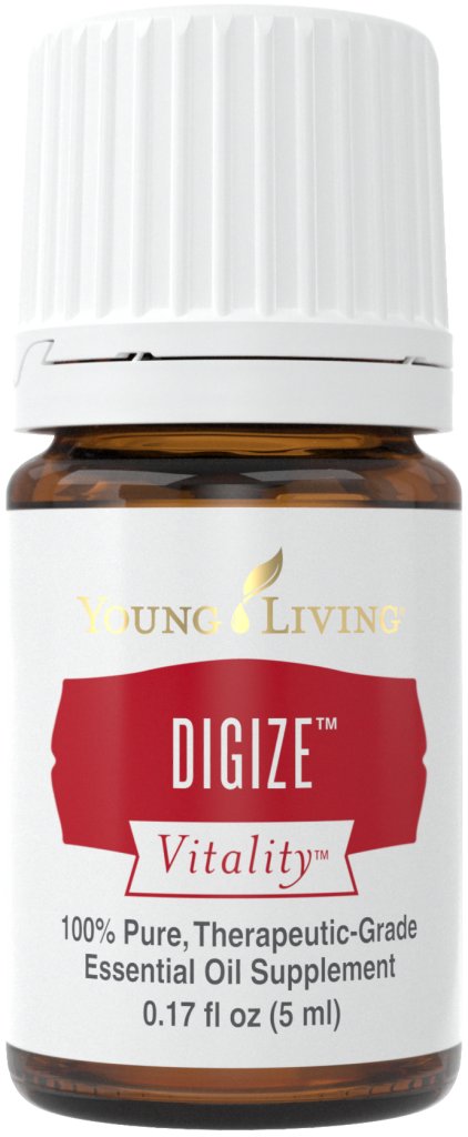 Essential Oils for Prepping: DiGize