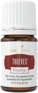 Essential Oils For Survival: Thieves