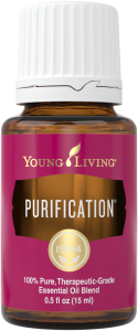 Young Living Purification Essential Oils for Prepping