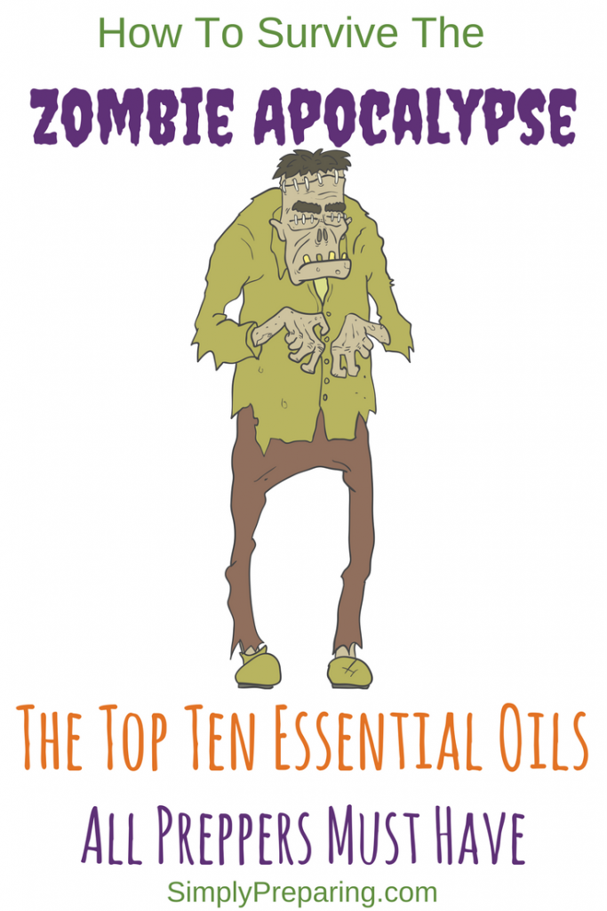 Top 10 Essential Oils For Prepping