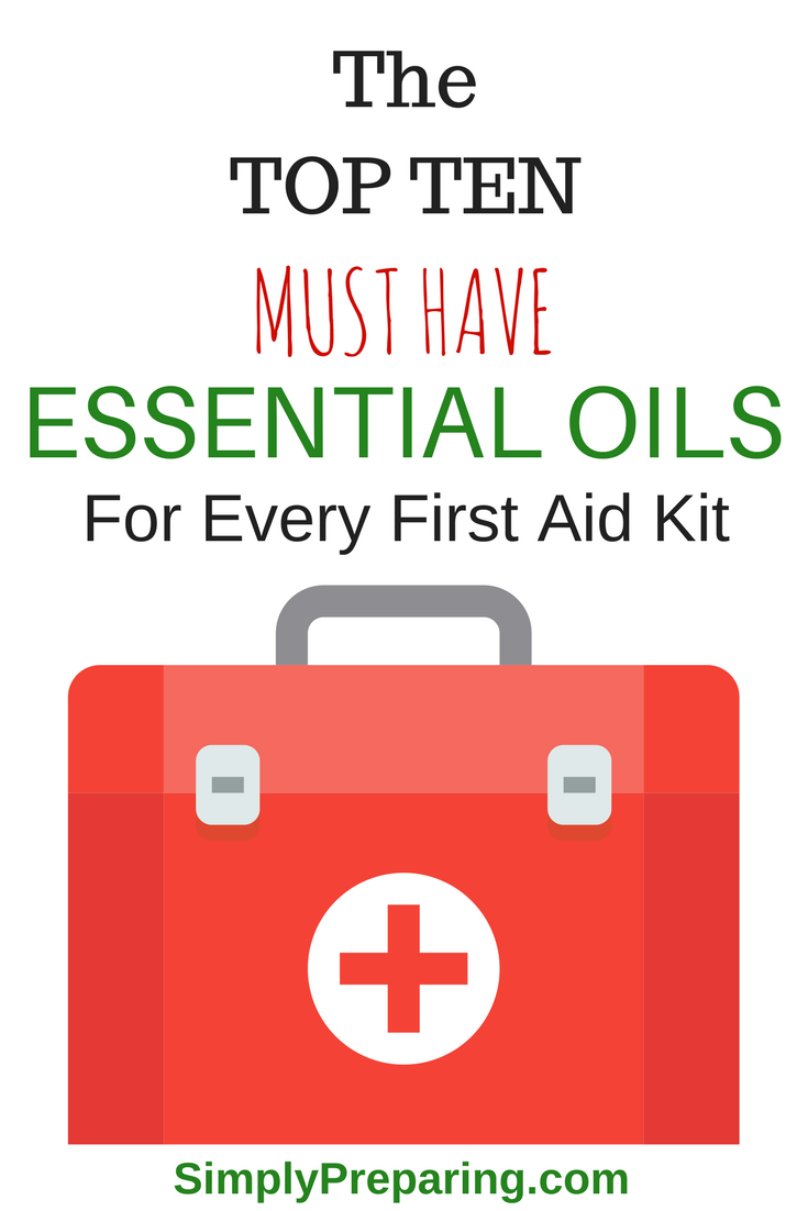 Essential Oils for Prepping: The Top 10