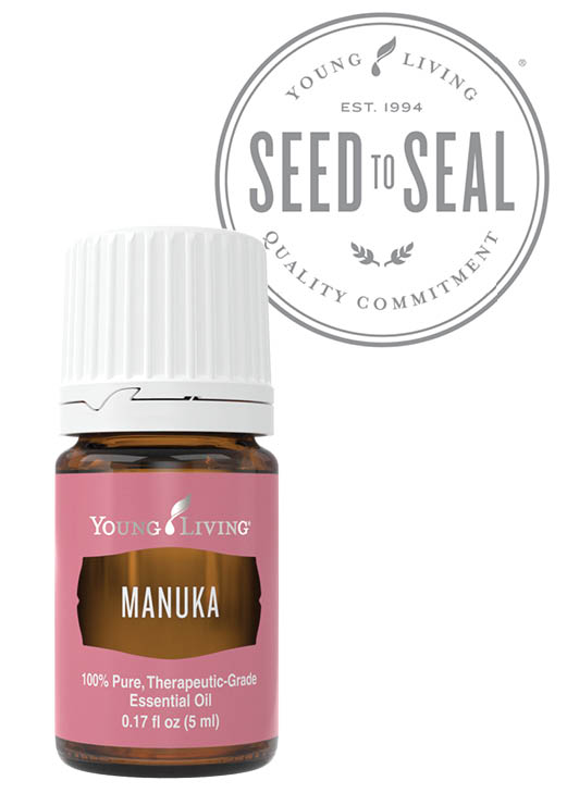 Young Living Top 10 Essential OIls For Prepping Manuka