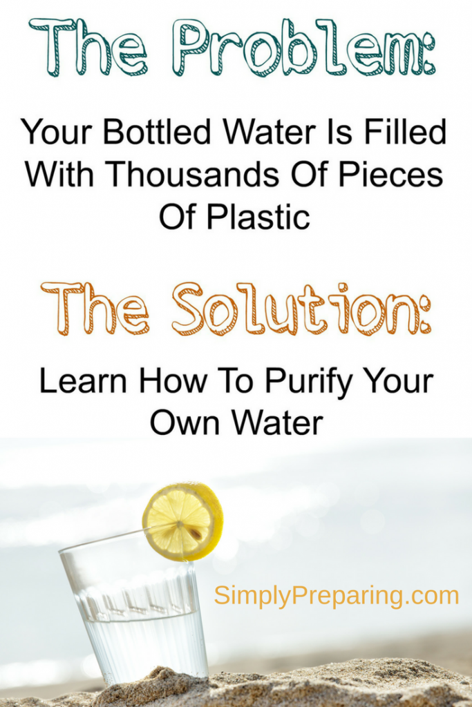 Bottled Water Contamination