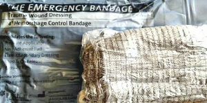 An Israeli Bandage In Every Emergency Kit